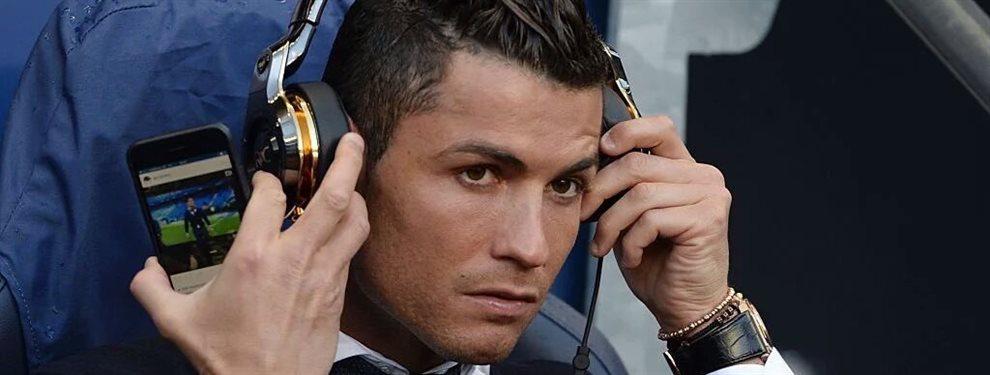 Cristiano Ronaldo usó su propio móvil para llamar a un crack del Barcelona y amigo de Messi para convencerle de ir a la Juventus ¡En el Barça, trinan!