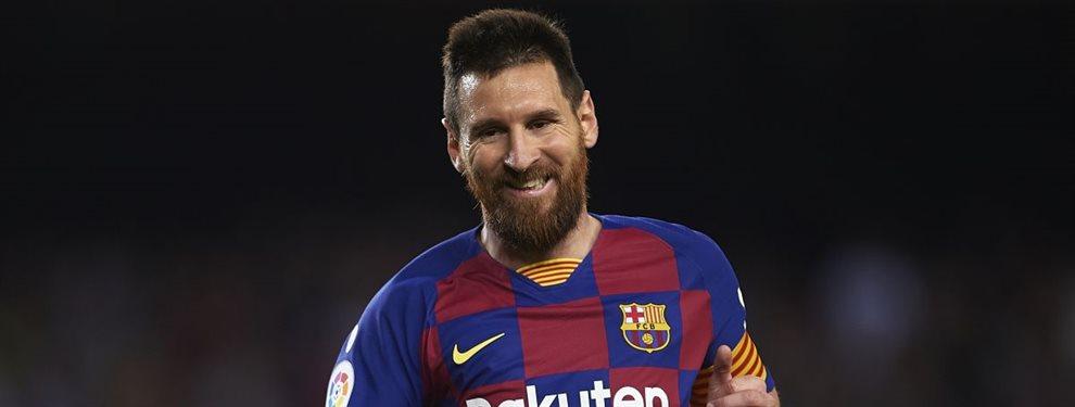 Leo Messi ha puesto como condición 'sine qua non' para seguir en el Barça el fichaje de Kimmich