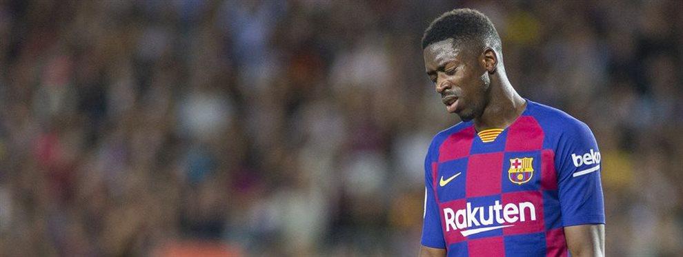 El Barça planea una oferta de 80 millones de euros más Ousmane Dembélé por Neymar