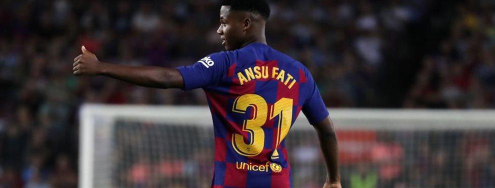 El ridículo de la Federación Española cediendo ante el Barça hace estallar España y la afición la puede emprender con Ansu Fati ¡Por esto! ¡Ojo al lío!