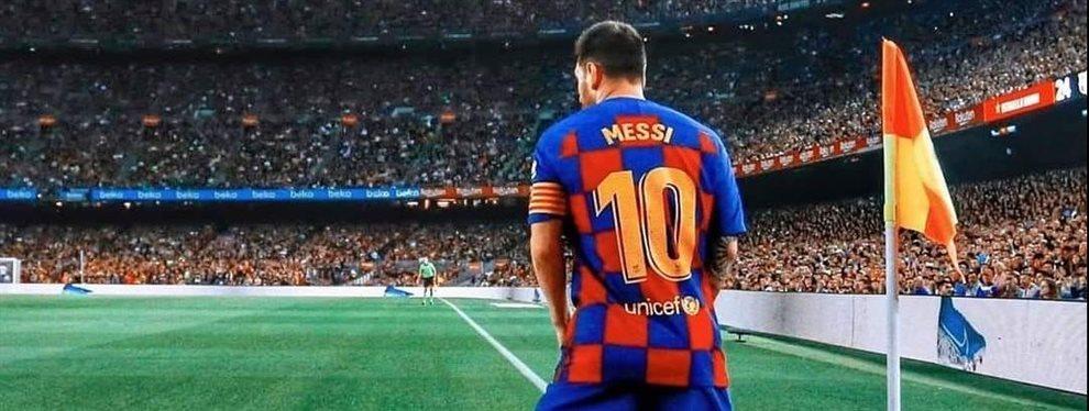 Si pueden, conéctense a los televisores porque este crack del Barça se pone a examen de medio mundo (y su país). ¡La polémica está servida!