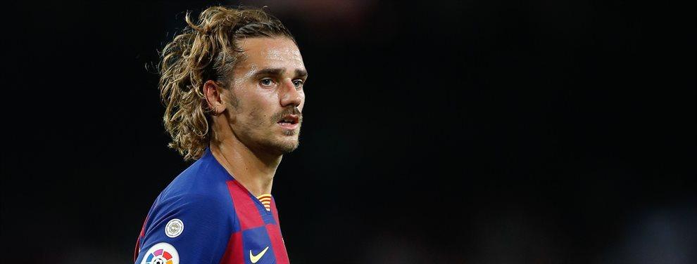 Antoine Griezmann sabe que el Barça tiene cerrado a Eduardo Camavinga a cambio de una cantidad importante