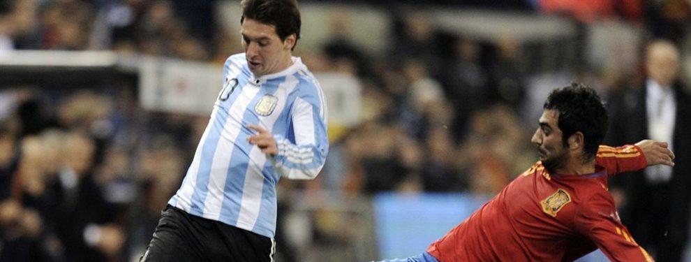 En una entrevista con un medio catalán, Lionel Messi eligió a la España de 2010 como el mejor rival al que se enfrentó.