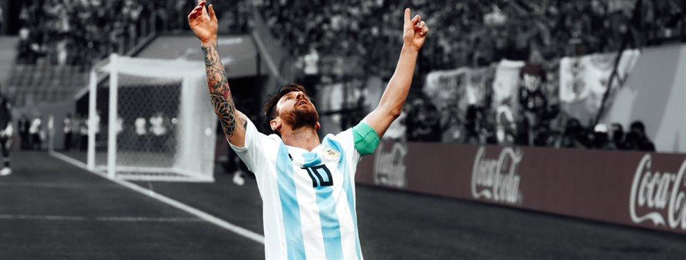 Una de las estrellas del Barça se encumbra y hunde un poco más a Leo Messi con su selección. Ya hay debate y no favorece al astro americano, ¡por esto!