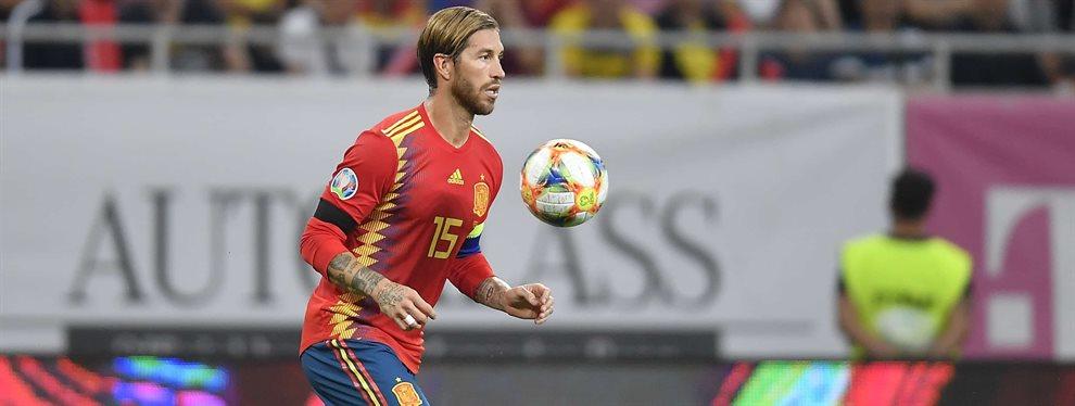 Nacho Fernández está decidido a salir del Real Madrid y ya ha pactado su salida, como sabe Sergio Ramos