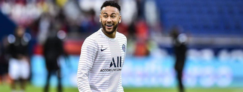 Carles Pérez no quiere volver al filial y se irá si acaba llegando al Barça Neymar Junior
