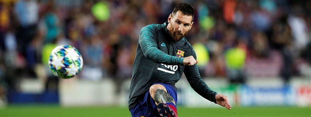 El Barça ha cogido ventaja en la carrera por llevarse a Lautaro Martínez, del Inter de Milán