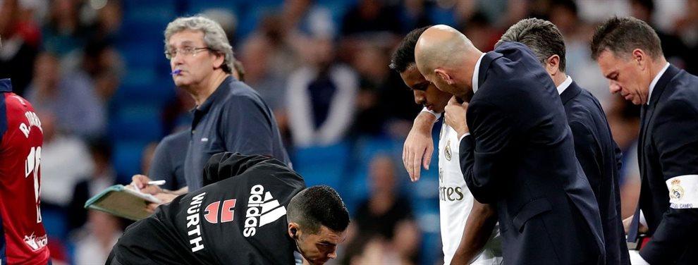 Zinedine Zidane tiene un último capricho que no gusta nada a Florentino Pérez. EL presidente blanco se ha empeñado en llevarle la contraria al francés