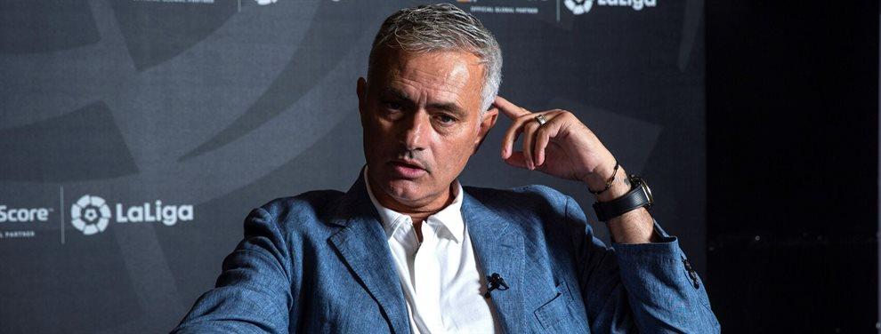 José Mourinho puede acabar en el Tottenham y habría solicitado la llegada de Gareth Bale