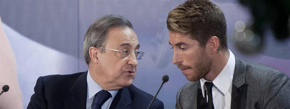 ¡Florentino Pérez se las tiene con Sergio Ramos!: ojo al escándalo