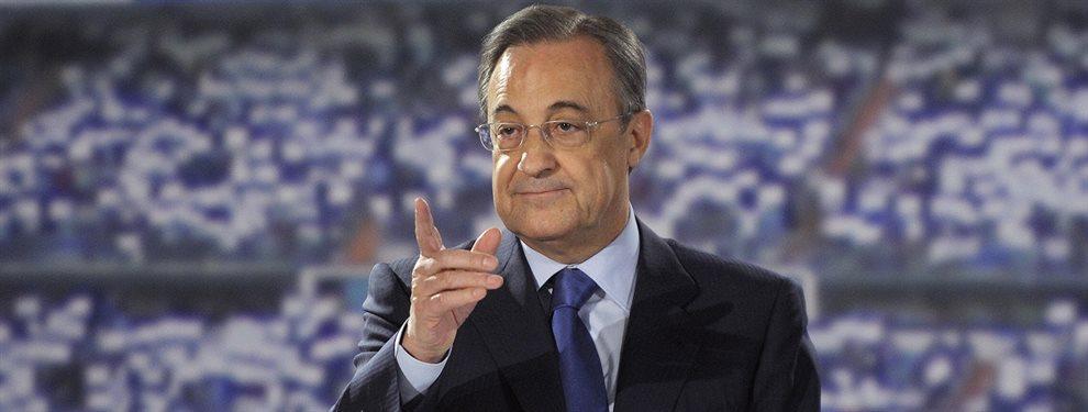 Florentino Pérez está dispuesto a subir su oferta hasta los 170 millones por Jadon Sancho