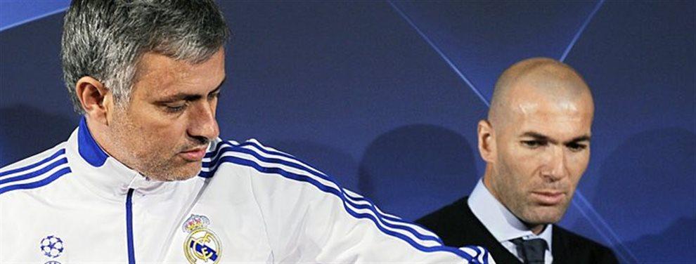 ¡Ya huele a Real! Mourinho rechaza a otro equipo y espera la llamada final