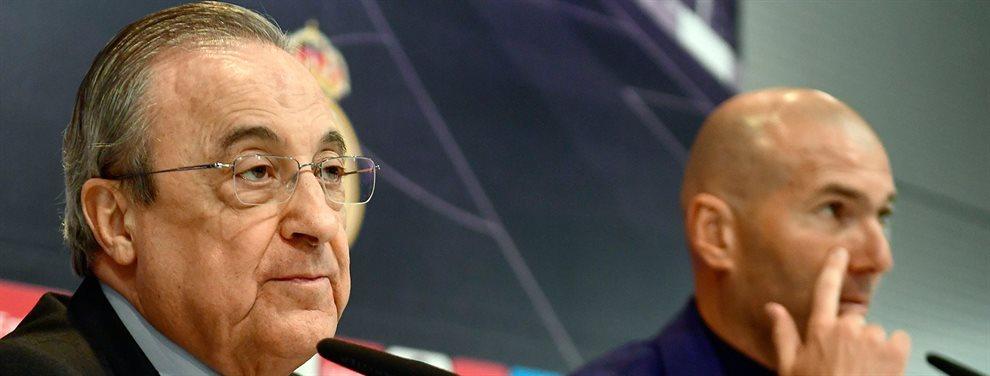 Fabián Ruiz no irá al Real Madrid mientras Zinedine Zidane esté como entrenador y puede acabar en el Barça