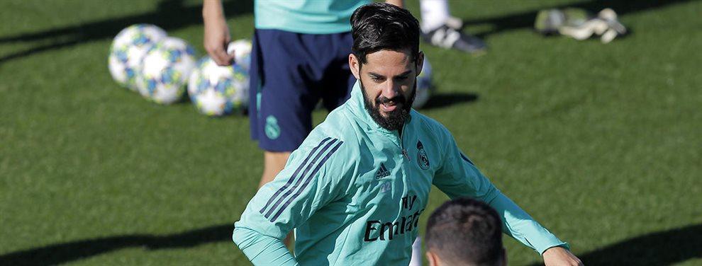 Isco lo sabe: el precio de risa que ofrecen al Real Madrid por su fichaje