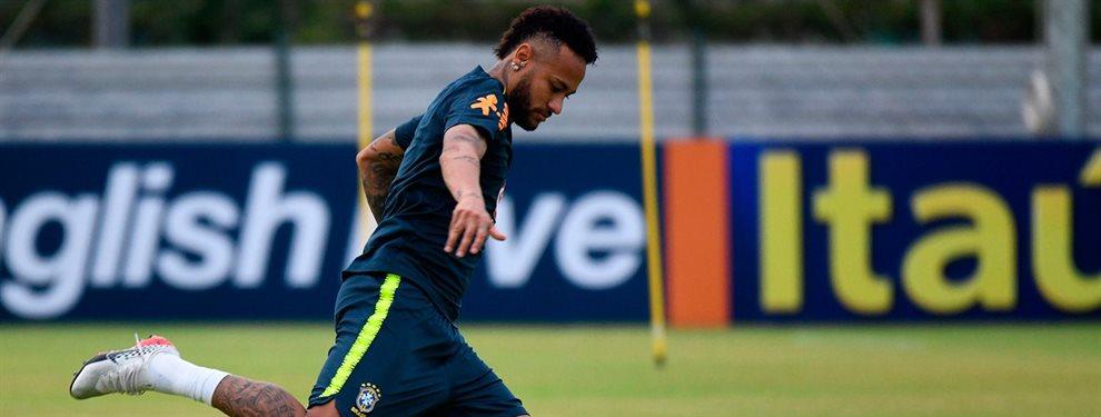 No es Neymar: el otro fichaje que Messi teme que Florentino Pérez le quite