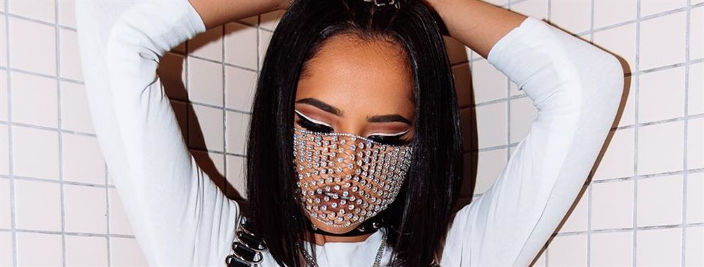 La cantante americana de origen mexicano sigue dando que hablar. Hoy estrena nueva canción y nuevo álbum y la MTV la ha elegido para presentar su gala