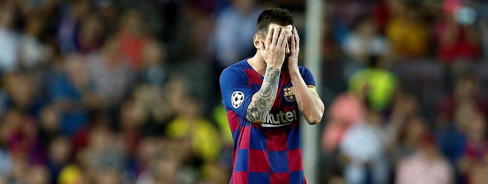 Nike está dispuesta a poner dinero si el Barça le guarda el '10' de Messi a Mbappé