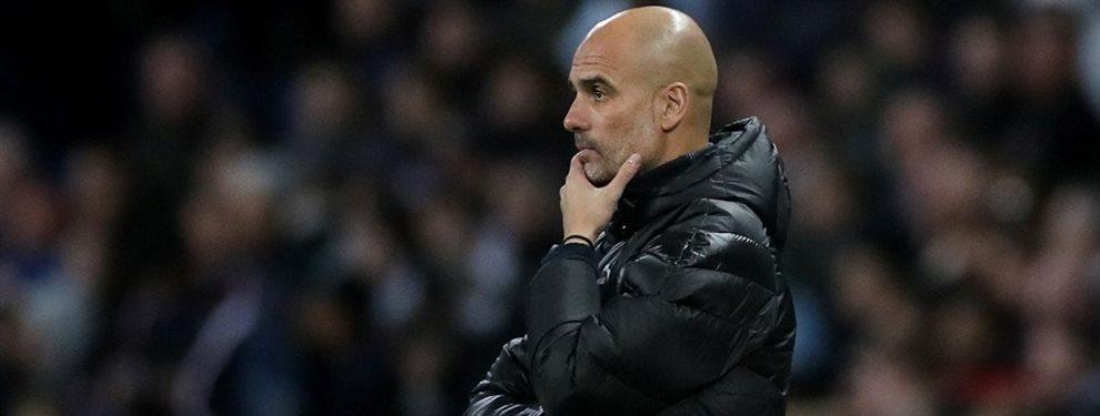 El Manchester City de Pep Guardiola también se ha lanzado para llevarse a Fabián Ruiz