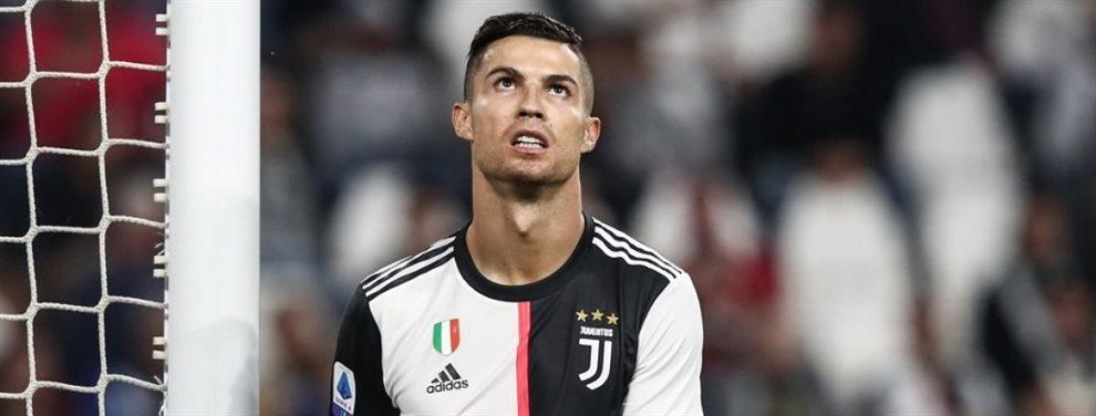 Cristiano Ronaldo puede abandonar la Juventus de Turín a final de temporada y marcharse al PSG