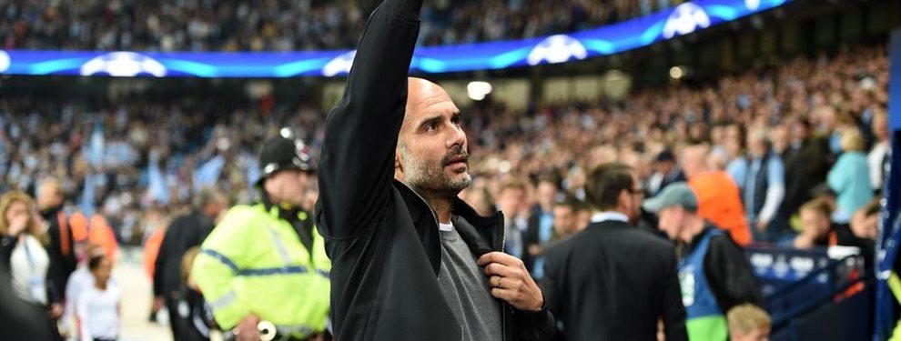 ¡Se destapa! Mauricio Pochettino y Pep Guardiola abren la caja de los truenos de Manchester con una guerra por hacerse con la perla del fútbol portugués