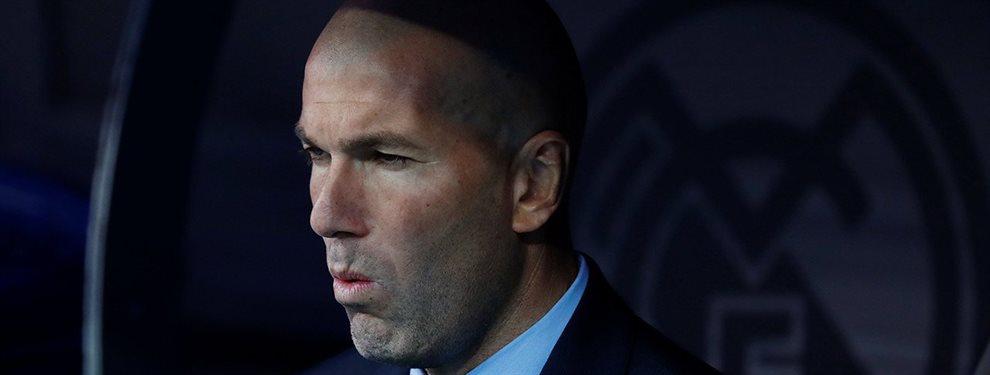 El nuevo fichaje de Zidane no ha gustado nada a la plantilla del Real Madrid. Creen que el francés siempre tiene un trato de favor con ciertos jugadores
