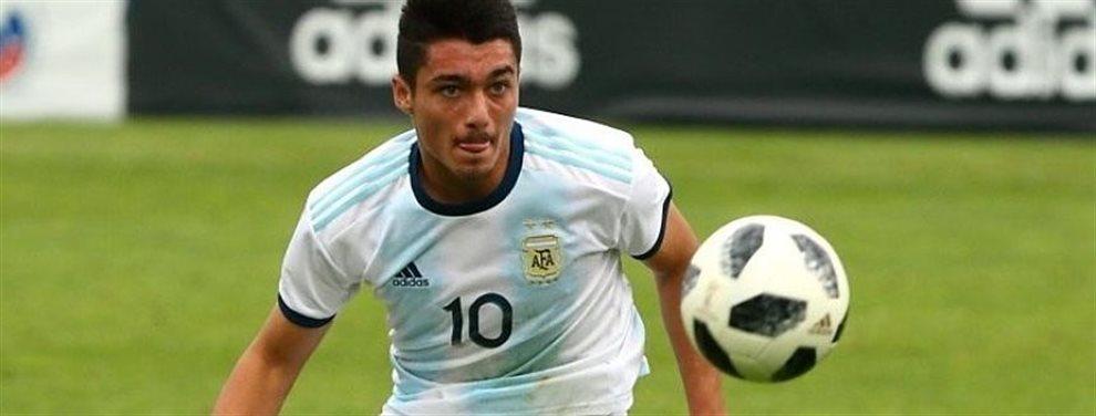 Tres juveniles argentinos fueron incluidos por The Guardian entre las 60 mejores promesas del mundo.