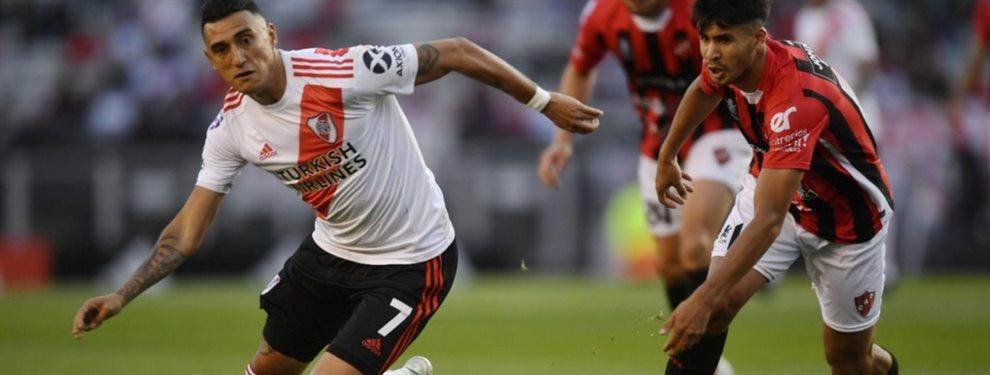 River y Almagro se enfrentan en Mendoza por los cuartos de final de la Copa Argentina.