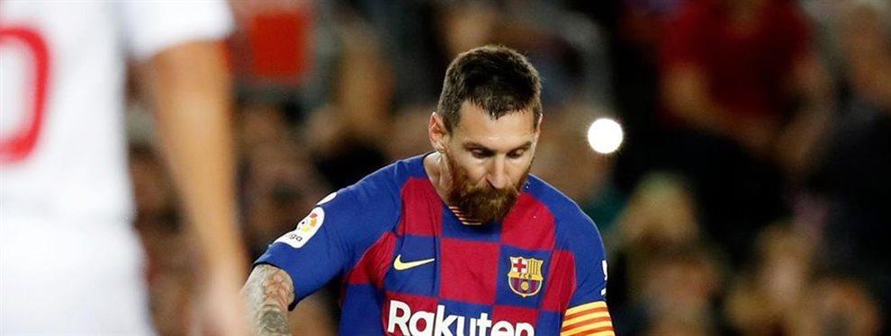 La guerra sigue abierta en el Barça y además tiene a Messi de protagonista: No parece que las cosas vayan a mejorar al menos por el momento, mucha tensión