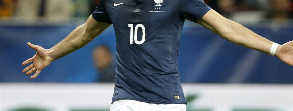 La selección francesa vuelve a contar con el delantero galo para el partido de clasificación de cara al Europeo 2020 que se disputará el próximo verano