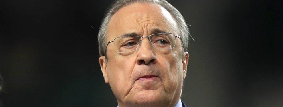 Florentino Pérez desde hace dos temporadas no está tomando buenas decisiones y eso se ha notado con los resultados obtenidos.