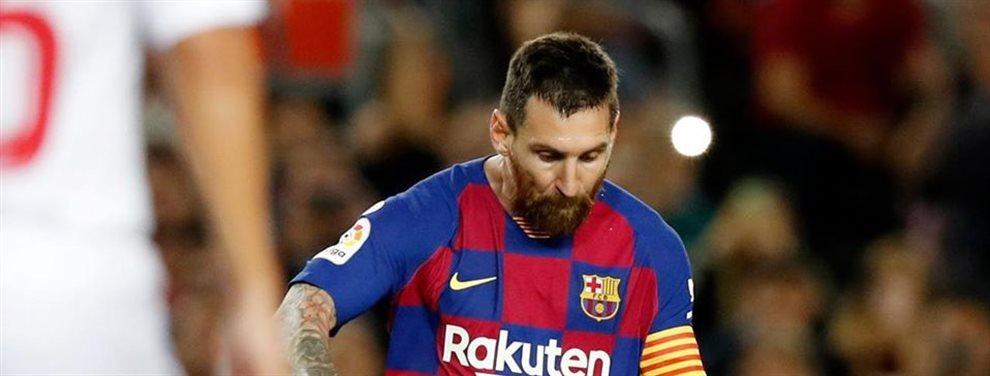 Messi más desatado que nunca habla sin tapujos sobre los problemas del Barça:El jugador abre la caja de truenos entre los eternos rivales