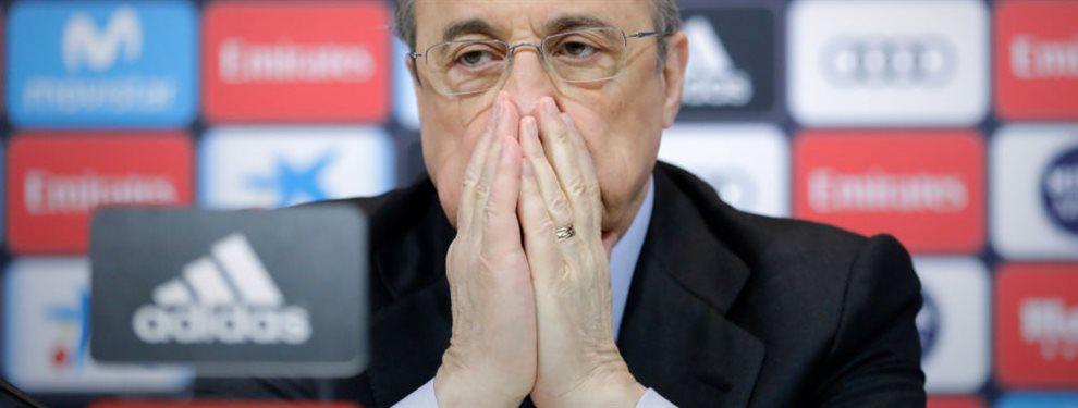 La historia de un fichaje truncado por el Real Madrid que ve como se le escapa el fichaje que tenía hecha y ahora tendrá que pagar 100 millones de euros