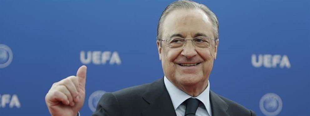 ¡La pillada! Florentino Pérez coge el teléfono y se filtra a quien ha llamado: Ojo a lo que se avecina en el vestuario del Real Madrid ¡De miedo!