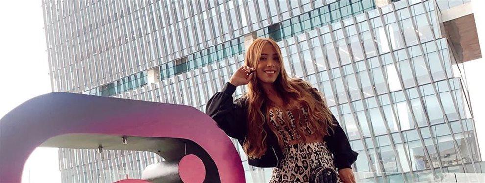 A Luisa Fernanda W su camiseta le juega una mala pasada en su último vídeo:La modelo se descuidó de más y esto fue lo que terminó pasando