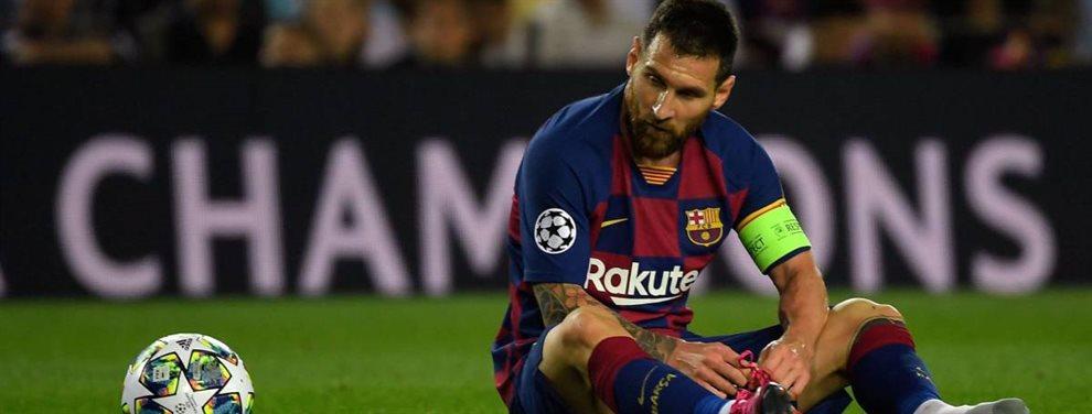 En el Barcelona hay un futbolista que ha perdido el lugar para el cuerpo técnico y el argentino no lo nota con el nivel de temporadas pasadas.