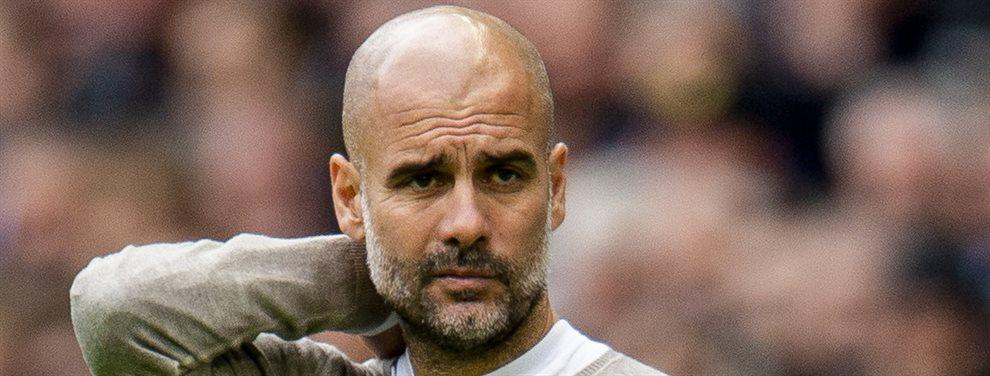 El Manchester City de Pep Guardiola quiere pescar en el Barça y llevarse a Ivan Rakitic