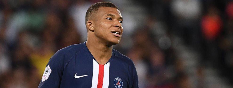 Kylian Mbappé puede renovar con el Paris Saint-Germain, que le ofrece un salario astronómico