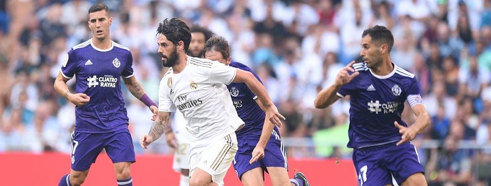 Isco Alarcón puede acabar en la Juventus de Turín a cambio de Miralem Pjanic, que iría al Real Madrid
