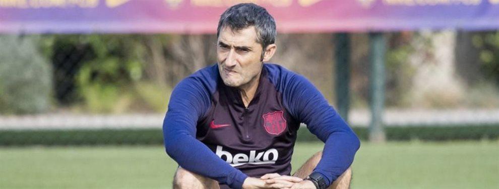 Ernesto Valverde está muy discutido y Leo Messi ha vuelto a poner sobre la mesa el nombre de Xavi Hernández