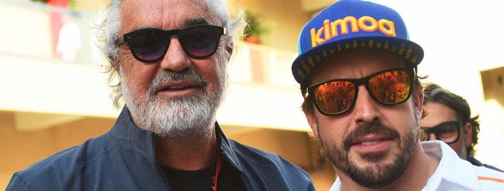 Fernando Alonso quiere volver a la Fórmula 1 y Flavio Briatore da pistas sobre su regreso. El piloto asturiano puede volver antes de lo previsto al show