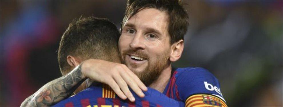 El jugador quería seguir en el Barcelona pero la directiva tiene planes diferentes para él. Leo Messi no entiende nada y comienza a pensar lo peor este año