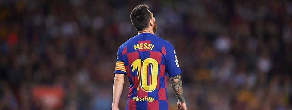 Leo Messi ha evitado que Riqui Puig se vaya del Barça, pues estaba muy disgustado con su situación