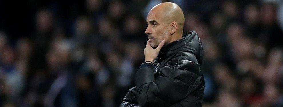 Pep Guardiola quiere llevarse al Manchester City a Samuel Umtiti y Nacho Fernández