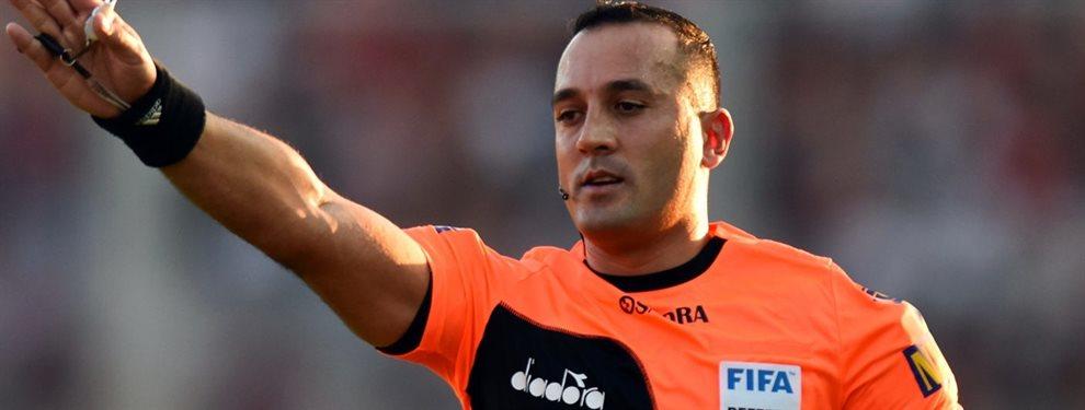 La AFA confirmó a los árbitros que impartirán justicia en la décima fecha de la Superliga.