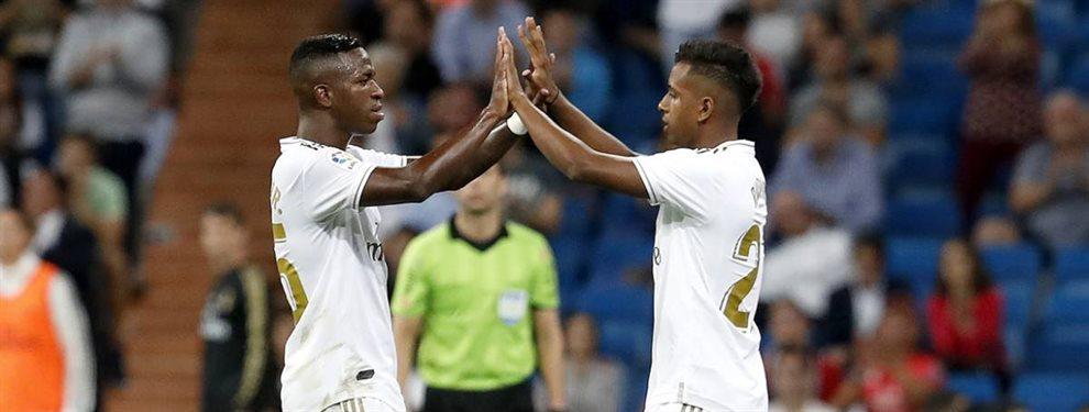 Rodrygo Goes y Vinicius Junior se han colado, por sorpresa, en la lista del Golden Boy