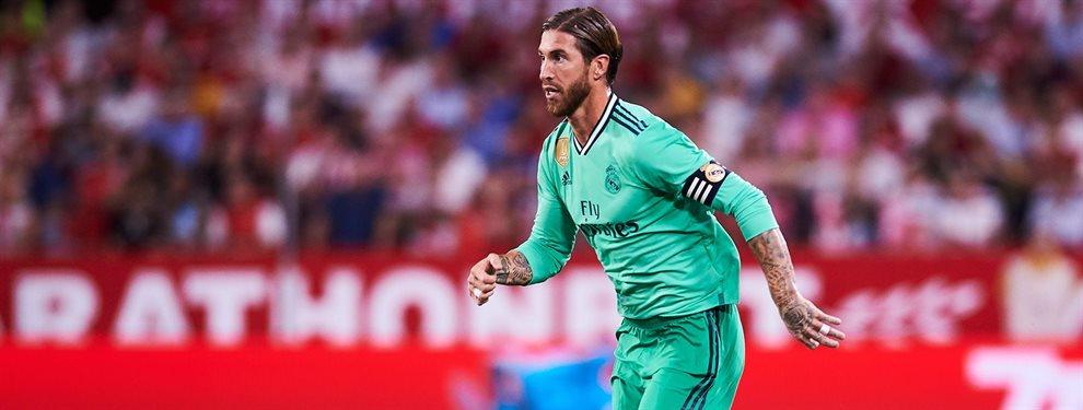 Dani Carvajal está muy discutido en el Real Madrid y Sergio Ramos quiere evitar que se lo carguen