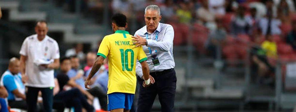 El Manchester United ha decidido rechazar a Neymar Junior por diferentes motivos