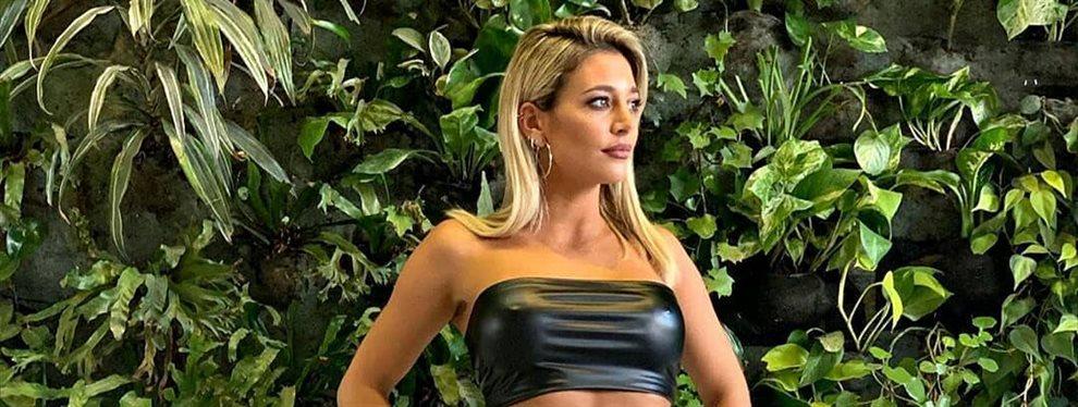 La chica del tiempo Sol Pérez desfía con su posado a la mismísima Ana Nystrom por si fuera posible seguir ostentado el título argentino de miss retaguardia