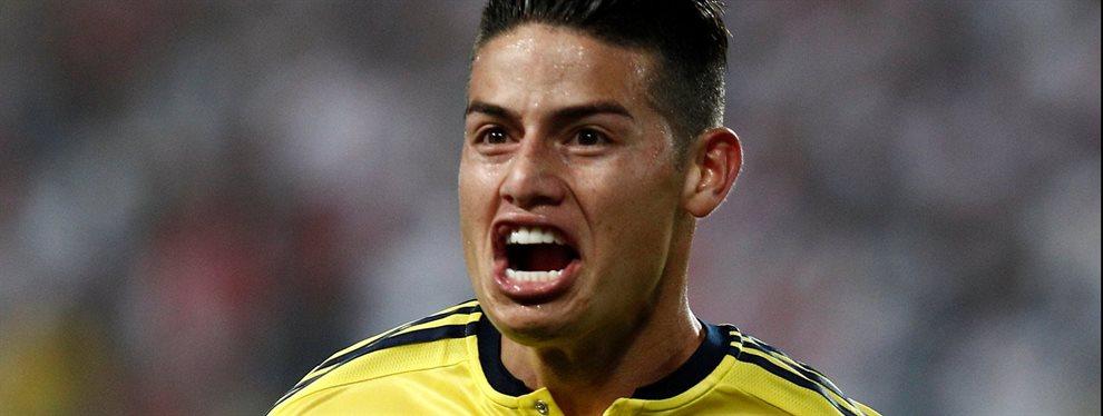 Una leyenda se arranca y suelta esta crítica tremenda contra uno de los jugadores fetiche de Florentino Pérez y le hunde: James Rodríguez no se lo cree