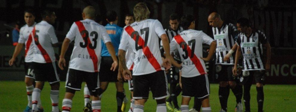River se enfrentará ante Estudiantes de Buenos Aires en la semifinal de la Copa Argentina.